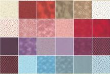 """Quilters Basic Dusty #4514, basic line designed by STOF fabrics / Paradise for every quilter. Use this basic line in any quilting project. 100% cotton, 44""""/112cm wide"""