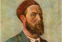 Theodor Kittelsen. Norsk kunstner / Norwegian illustrator. 1857-1914