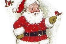 Julekort / Julekort fra hele verden