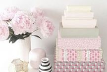 ''Petit Coeur'' collection designed by STOF fabrics / This collection is perfect for home decorations. The small squares with different  types of hearts make it special. Fill your home with love with help of Petit Coeur.