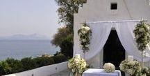 Island / Ανθοστολισμός και διακόσμηση γάμου - βάφτισης στο Island