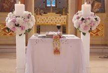 Φανερωμένη Βουλιαγμένης / Ανθοστολισμός και διακόσμηση γάμου - βάφτισης στην Φανερωμένη Βουλιαγμένης