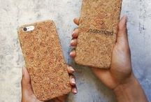 Cork Cases / So here is the latest addition to the GoCustomized Family! If you also love this type of phone case, check out our ideas to personalize it!