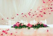 Theme Butterfly / Butterfly wedding theme