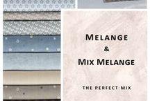Melange & Mix Melange- The Perfect Mix, designed by STOF fabrics