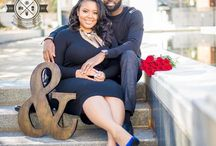 African Engagement Photos / Black couples engagement photos