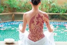 Tattoos / by Mara Pineau