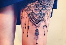 inspired / Tattoos, piercings and ideas