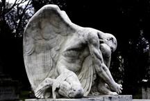 Cemetery Art / by Evelyne Brodmann