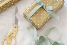 Esprit cadeaux - Gift Spirit / (styles country chic, romantic, manor, charm, gustavian, victorian - campagne cottage chic, romantique, manoir, charme, château, victorien, gustavien)