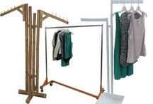Clothing Racks / Clothing Racks Specialty Racks Clothing Displays