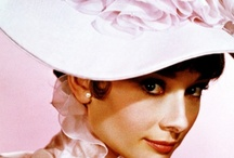 Style Icon Audrey Hepburn / The incomparable Audrey Hepburn... her charm, her grace, her dresses, her clothes, her hair, and oh the HATS!  #audreyhepburnhats / by Lauren Schultz