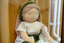 my work: handmade dolls / waldorf inspired dolls made of all natural