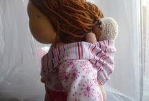 my work: mama doll