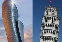 towers then and now