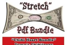 - - Stretch & Company - - Stretch Pdf Bundles / Stretch Pdf Bundles is a great way to save money on Stretch & Company's Pdf Books. You must email Stretch about these bundles to purchase them and say you saw them on Pinterest. This sale is not on the website and can't be combined with any other offer. stretch@stretchc.com