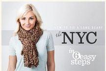 How to wear a shawl / Inspirate y luce nuestros fulares con la gracia y encanto que aquí te mostramos.