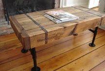 Cool Industrial Furniture / Cool Industrial Furniture