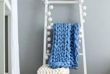 KNIT | Blankets / Blanket Patterns & Inspiration
