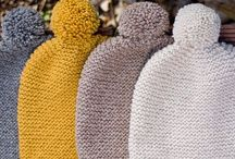 KNIT | Hats & Mitts
