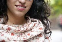 Fashion bloggers with Kashmir Shawl Atelier / Lookbooks by fashion bloggers and trendsetters with Kashmir Shawl Atelier.