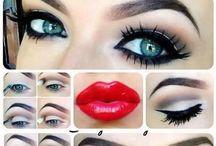Makeup / by Zoe Norton