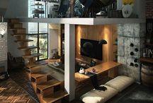 Bangunan & Ruangan / idea