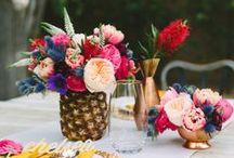 Wedding: Tropical theme / *