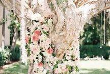 Wedding: Garden wedding / *