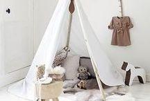Interior: Kids room