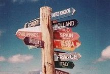 Up, Up & Away |  ELOQUII / Oh the places we want to go! / by ELOQUII