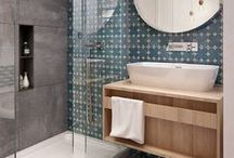 Bathroom - Bagni / Interior design for bathroom - style - functional