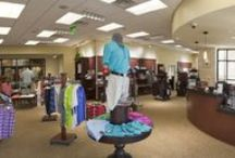Golf Shop Design / Barr Display offers FREE golf shop design.  Responsive to your budget! Flexible Design Approach! Customer Focused Process! Golf shop design, retail store fixtures, custom fixtures