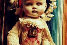 """Creepy Dolls"""