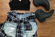 Dream Wardrobe / by Kayla