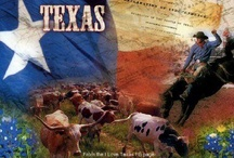 Texas / by Rick Irving