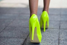 SHOES!! The Ultimate Addiction!!! / Shoe Fashion / by Rick Irving