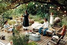 Dans le jardin/outdoor