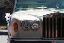 Classic Car Wedding / Classic car Limousine rental the best choice for the perfect wedding