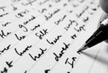 Writing / by Mia Loco