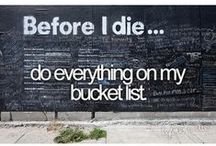 Bucket list / by Jena McGee