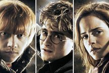"Harry Potter :) / ""In dreams, we enter a world that's entirely our own."" :)"