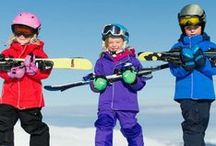 Skiing / by Outdoor Families Magazine