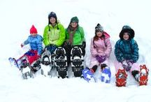 Snowshoeing / by Outdoor Families Magazine