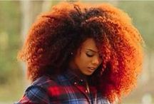 Hair Styles / A beautiful selection of hairstyles and  different hairdos.