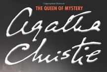 Agatha Christie / There's nothing quite like a classic Whodunnit to get your brain working and your blood pumping. Even more so if it's an Agatha Christie classic!