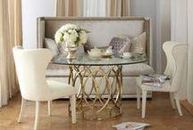 Glam interior / Glam, gold, beige, cream