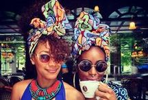 Bad Hair Day. / Head wraps, Hairstyles and all that hair things