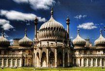 Royal Pavilion Brighton / by Cate Ledda