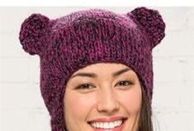 Awesome Knit Logo Headwear That Will Make You Warm and Happy / Warm, cozy and stylish knit headwear, available to be custom embroidered.  Only the cute stuff.